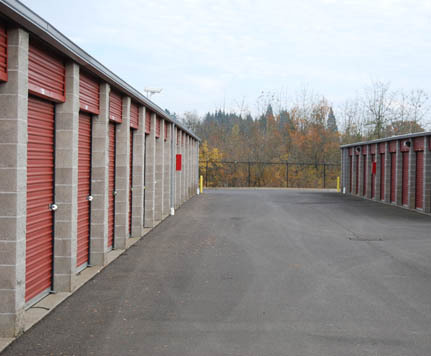 Units PHILOMATH SELF STORAGE
