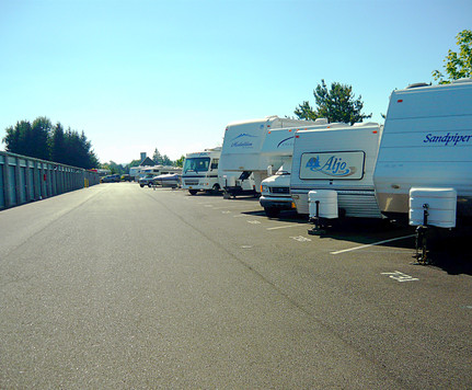 North albany self storage rv parking or 1