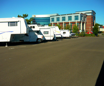 North albany self storage rv parking or