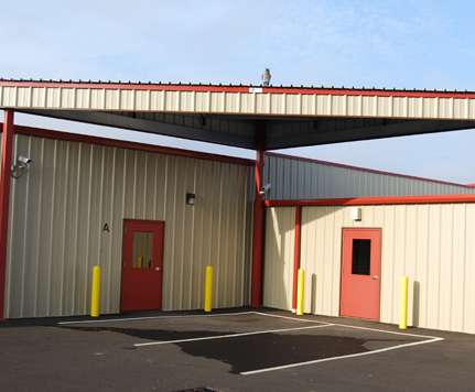 5 KEIZER STORAGE CENTER