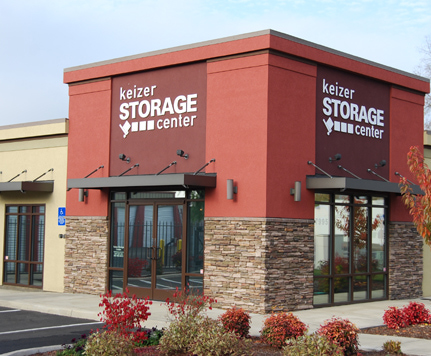 8 KEIZER STORAGE CENTER