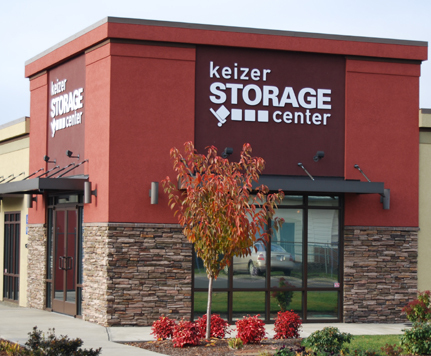 9 KEIZER STORAGE CENTER