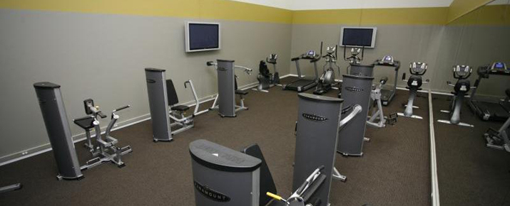 Fitness center arbor creek