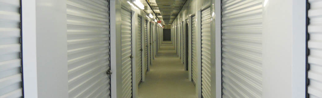 Clean, well-lit self storage in Winterville