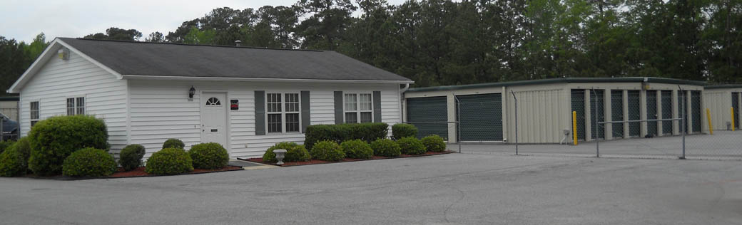 Secure storage units in Winterville