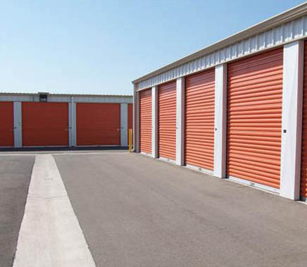 Self storage units in Charlotte, NC