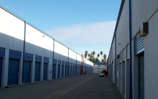 Storage facility in San Jose, CA