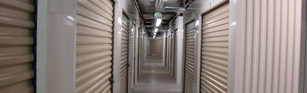 Birmingham self storage interior units