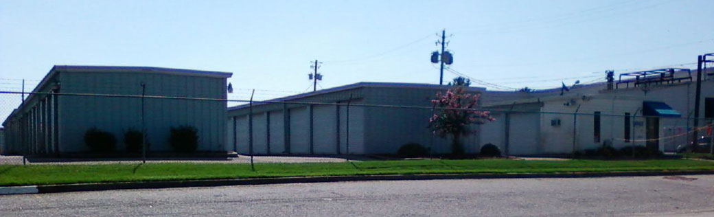 Units at Dothan Self Storage