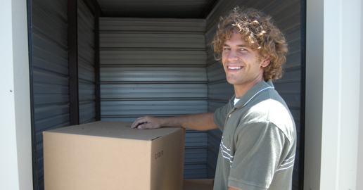 Self storage man pacific