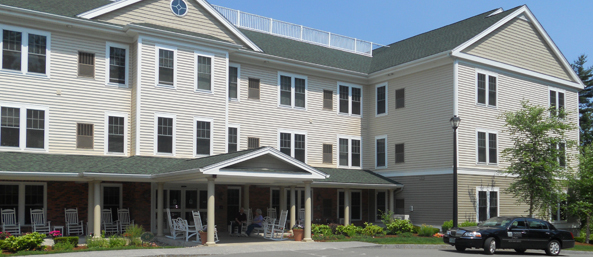 Bedford nh senior living community