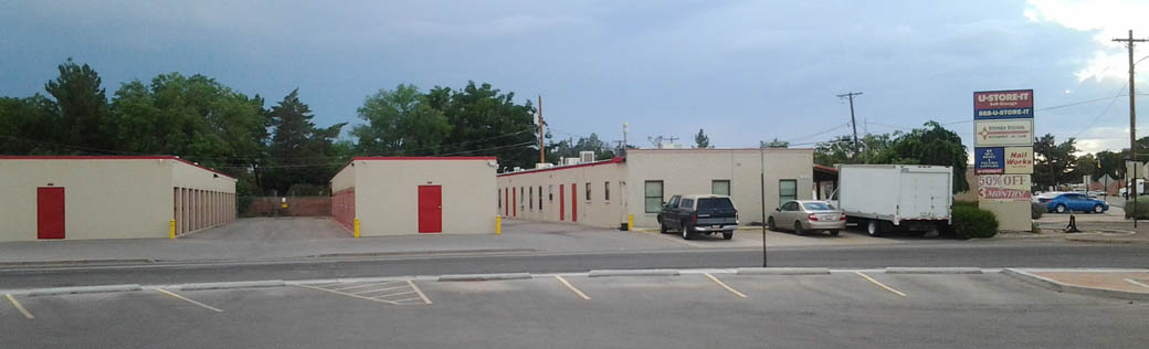 Learn more about the self storage facility in Deming