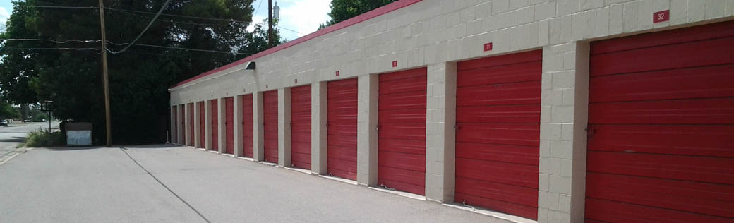 Deming self storage offers large outdoor units