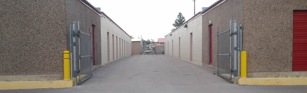 Deming self storage also offers gated access to storage units