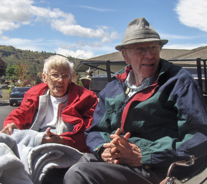 The dalles senior living residents