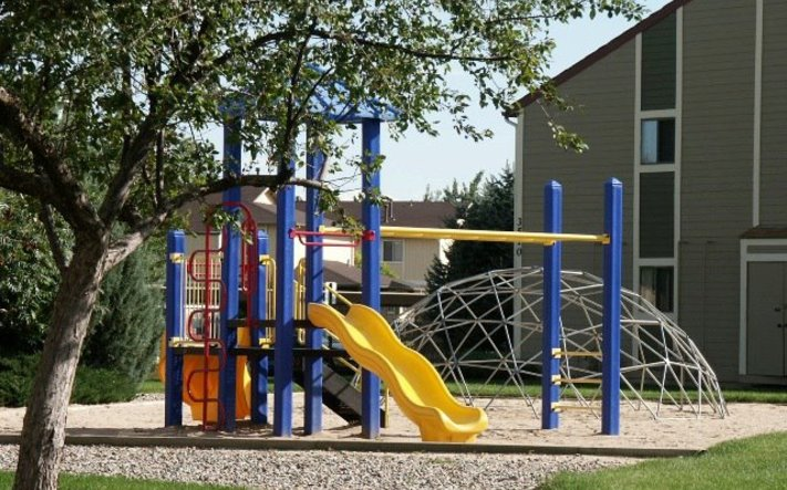 Ironwoodpalmer amenities playground trees