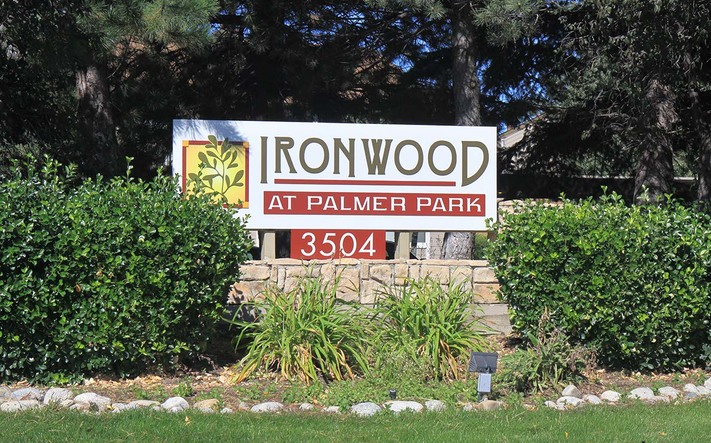 Ironwoodpalmer exterior sign