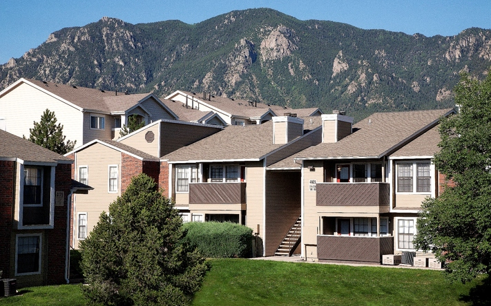 Fort Carson Colorado Springs Apartments Mountain View