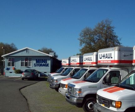 Mini storage mt vernon burlington facility office u haul truck rentals wa 2