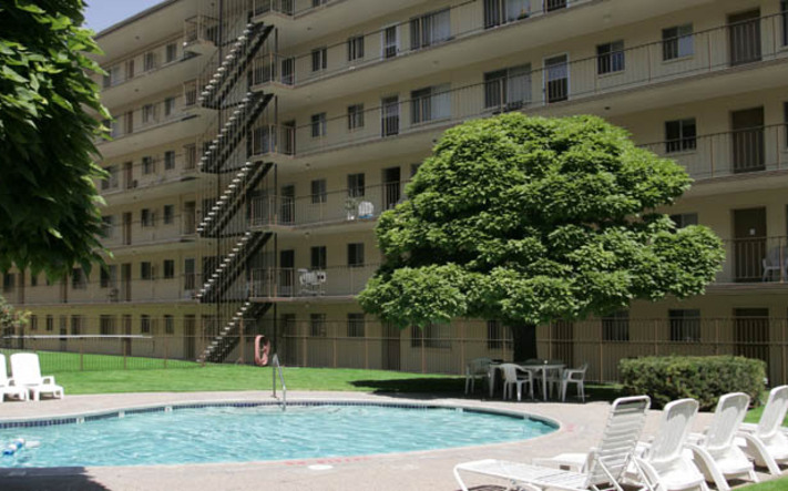 Salt lake city apartments pool
