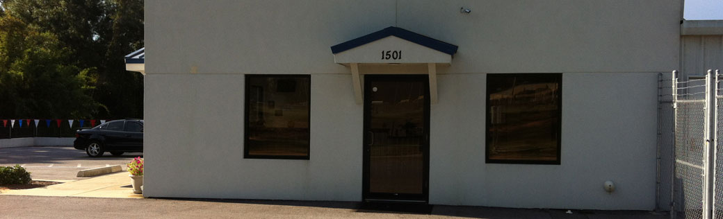 Welcoming office at self storage in Crestview