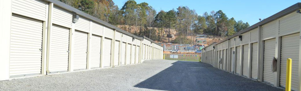 Self storage in Pinson
