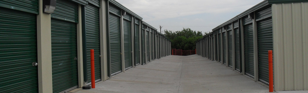 Drive up storage units in fort worth