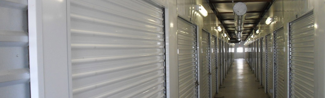 Interior self storage in fort worth