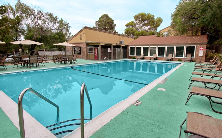 Westside mesa village apartments mesa village apartments - West mesa high school swimming pool ...