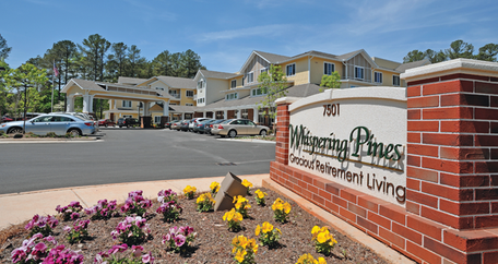 Whispering Pines Nursing Home Nc