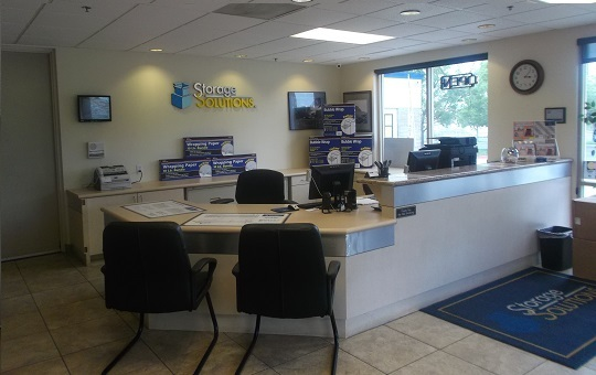 Self storage norco ca office