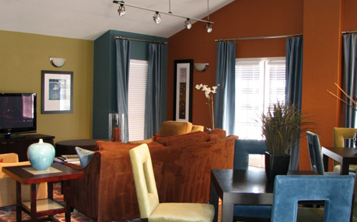 Apartments in Mesa, Arizona have spacious common areas