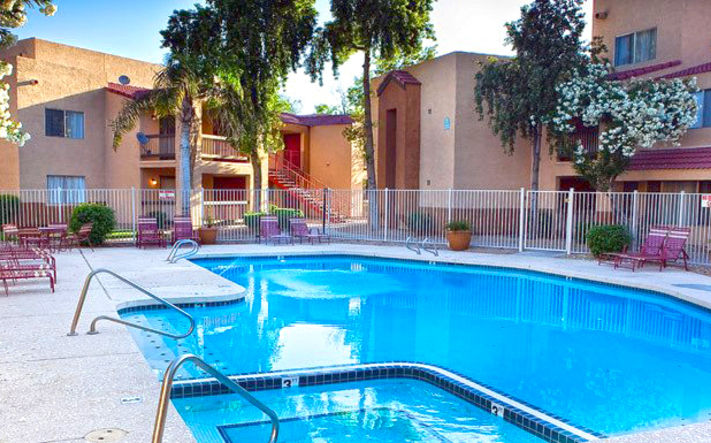 Ventana Palms in Phoenix offers a Swimming Pool for you to lounge and relax!