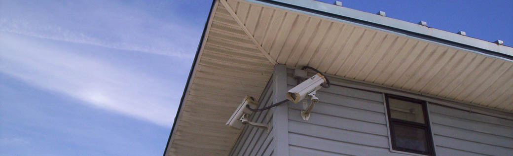 Security cameras protect Orlando self storage