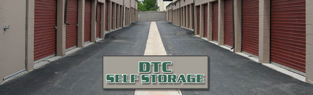 Centennial self storage unit