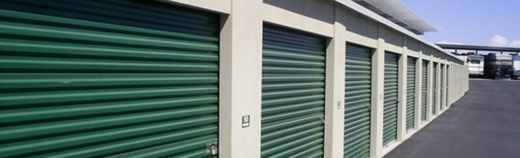 Exterior view of storage units for rent in Green Valley, AZ