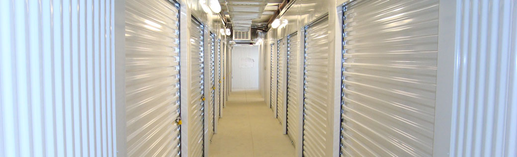 Interior units feature Defuniak Springs self storage