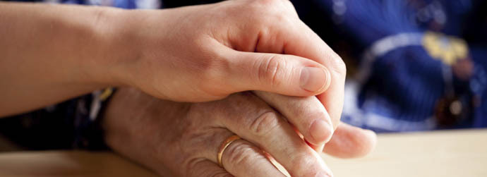 Holding hands at home care bronx ny