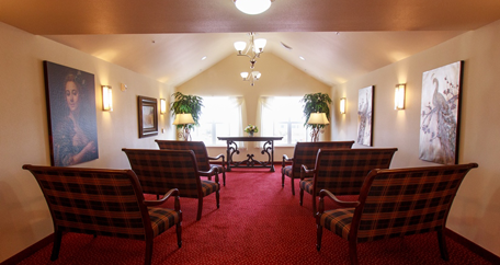 Chapel goodyear az retirement living