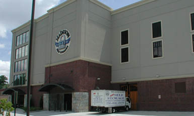 Units atlanta buckhead Madison Self Storage