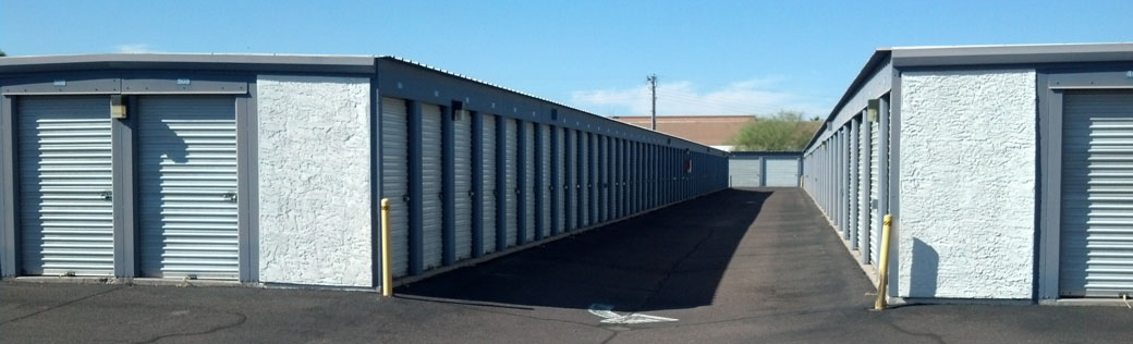 Self storage units in tempe az