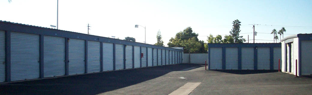 Self Storage in Tempe Arizona
