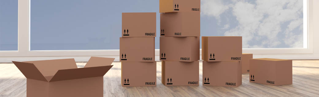 Moving boxes for self storage