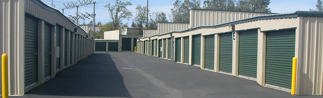 Reno self storage units