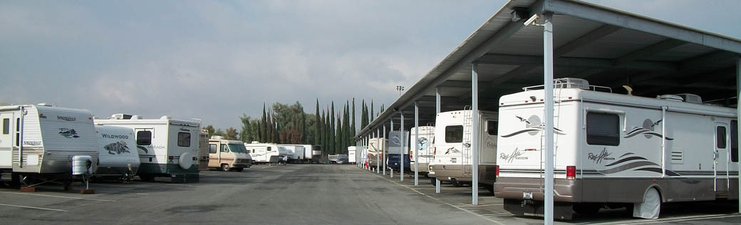 Rv parking san jacinto