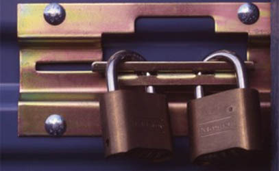 Locks Security Self Storage
