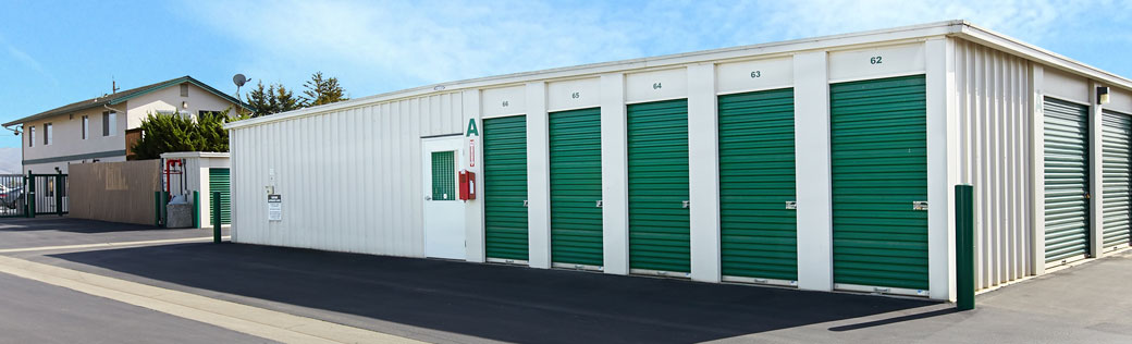 Affordable storage units in salinas