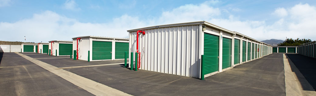 Clean and secure self storage in salinas