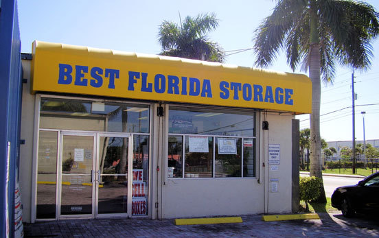 Dillard park 2 Best Florida Storage