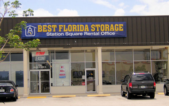 Pompano 11 storage3 Best Florida Storage